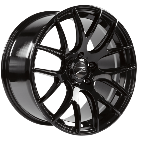 ZP.01 Concave Glanz Schwarz - Z-Performance Wheels