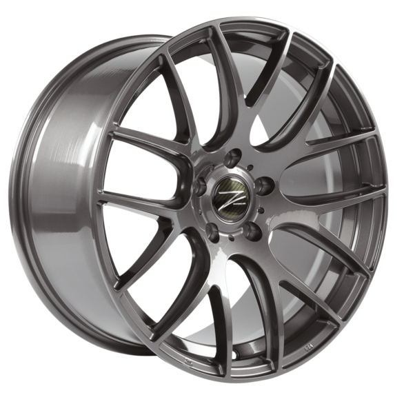 ZP.01 Concave Gunmetal - Z-Performance Wheels