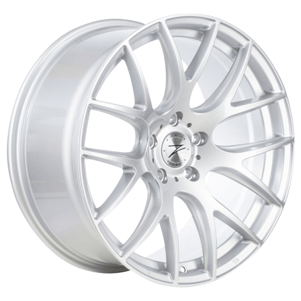 ZP.01 Concave Sparkling Silver - Z-Performance Wheels