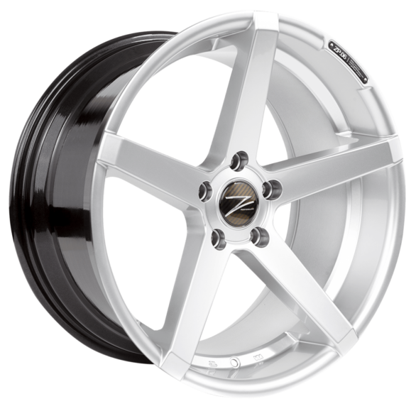 ZP.06 Deep Concave Hyper Silver - Z-Performance Wheels