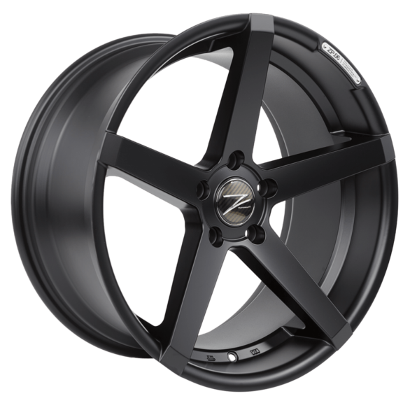 ZP.06 Deep Concave Matt Schwarz - Z-Performance Wheels