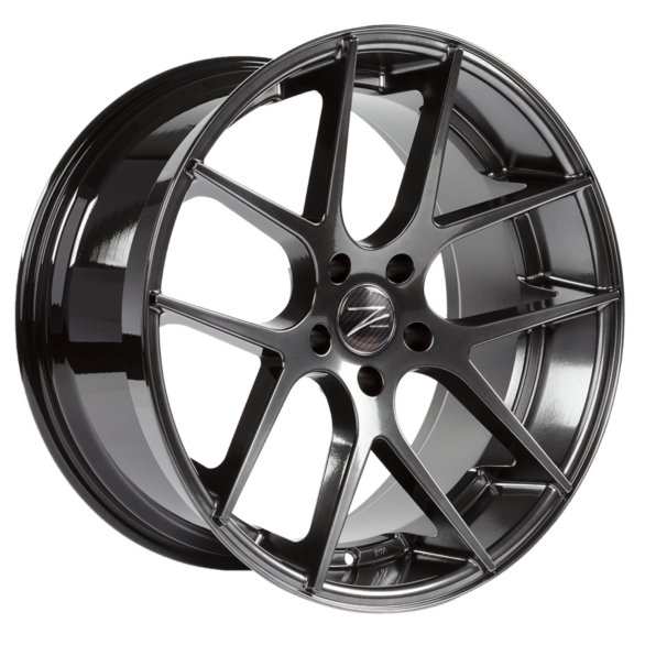 ZP.07 Deep Concave Hyper Black - Z-Performance Wheels