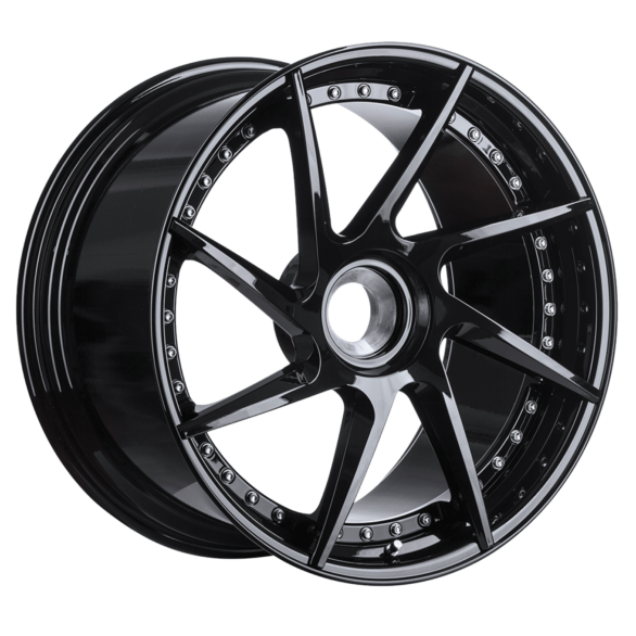ZP.FORGED 3 Deep Concave Super Deep Concave Gloss or Matte Black Gloss or Black Lip