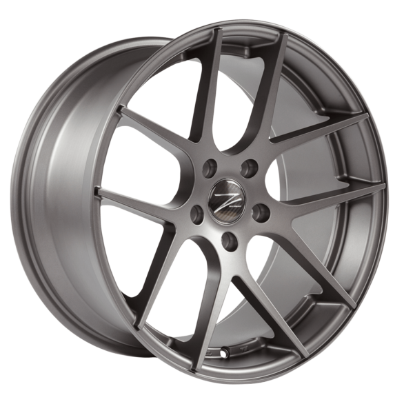 ZP.07 Deep Concave Gunmetal Matt - Z-Performance Wheels