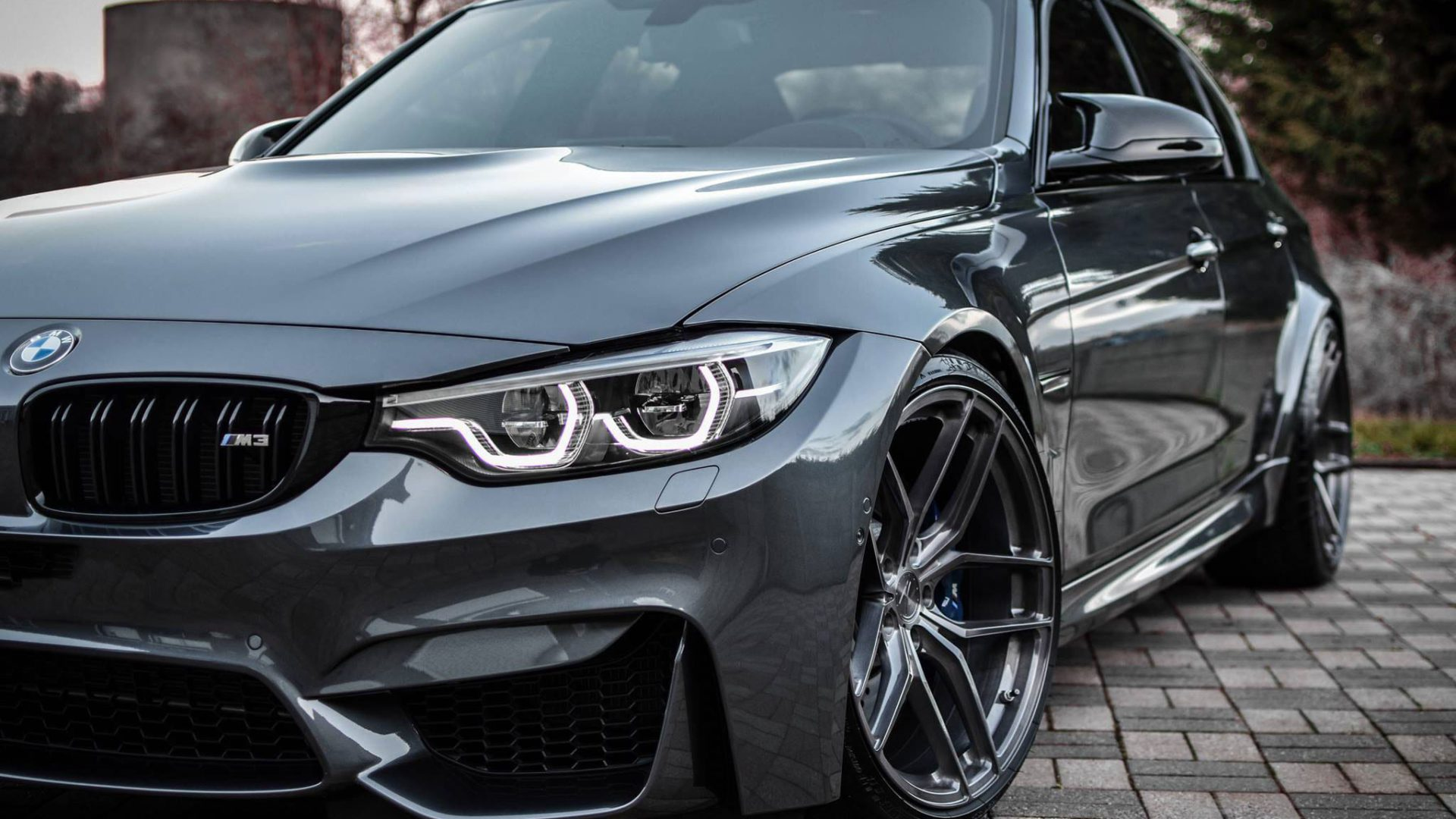 Bmw M3 F80 Felgen Z Performance Wheels Zp2 1 Deep Concave Flowforged Gloss Metal M D Exclusive Cardesign